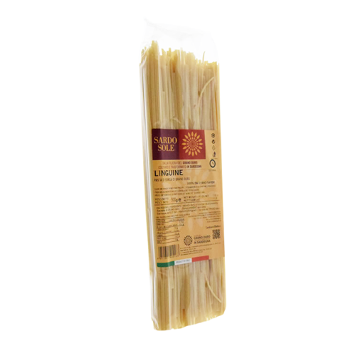 Picture of LINGUINE OF SEMOLINA 100% SARDINIAN WHEAT gr. 500 - SARDO SOLE