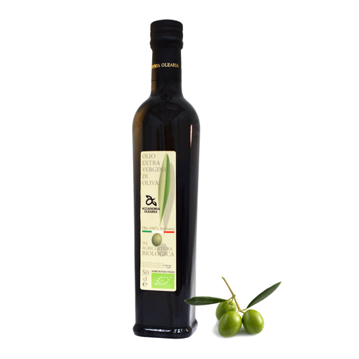 Picture of ORGANIC EXTRA VIRGIN OIL cl. 50 - ACCADEMIA OLEARIA