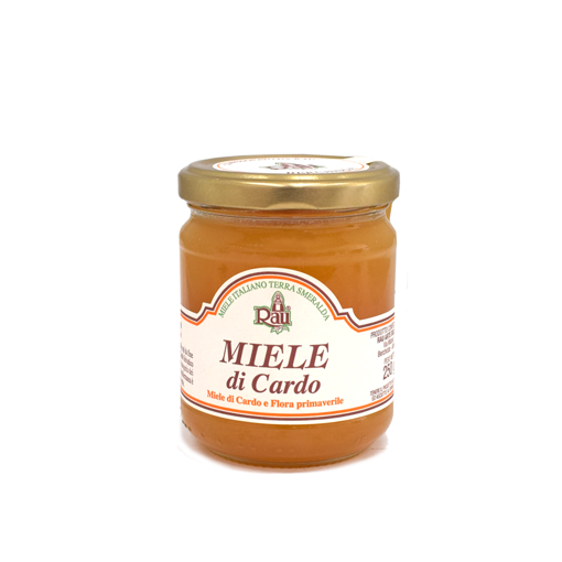 Picture of THISTLE HONEY gr. 250 - RAU SARDO&DOLCE