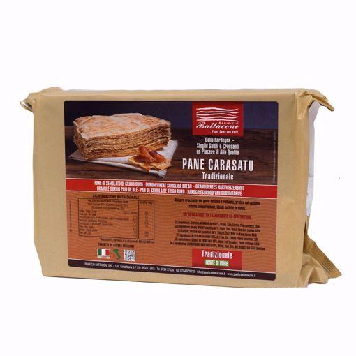 Picture of TRADITIONAL CARASAU BREAD gr. 400 - IRGOLI/PANIFICIO BATTACONE
