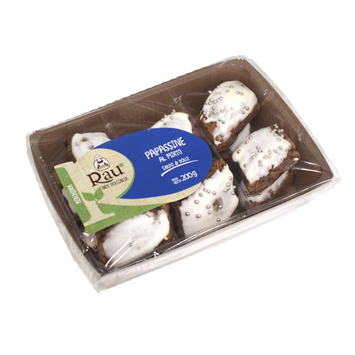 Picture of MYRTLE PAPASSINE- TRADITIONAL ALMOND AND MYRTLE SWEETS 200gr.- RAU