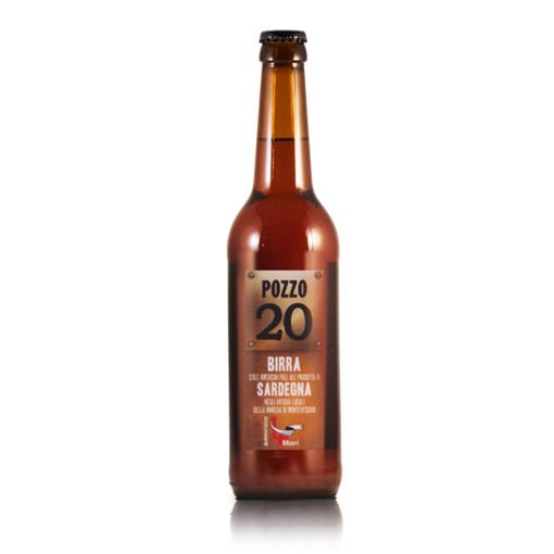 Image sur Bière Sarde Artisanal Dolmen Foncée ALE