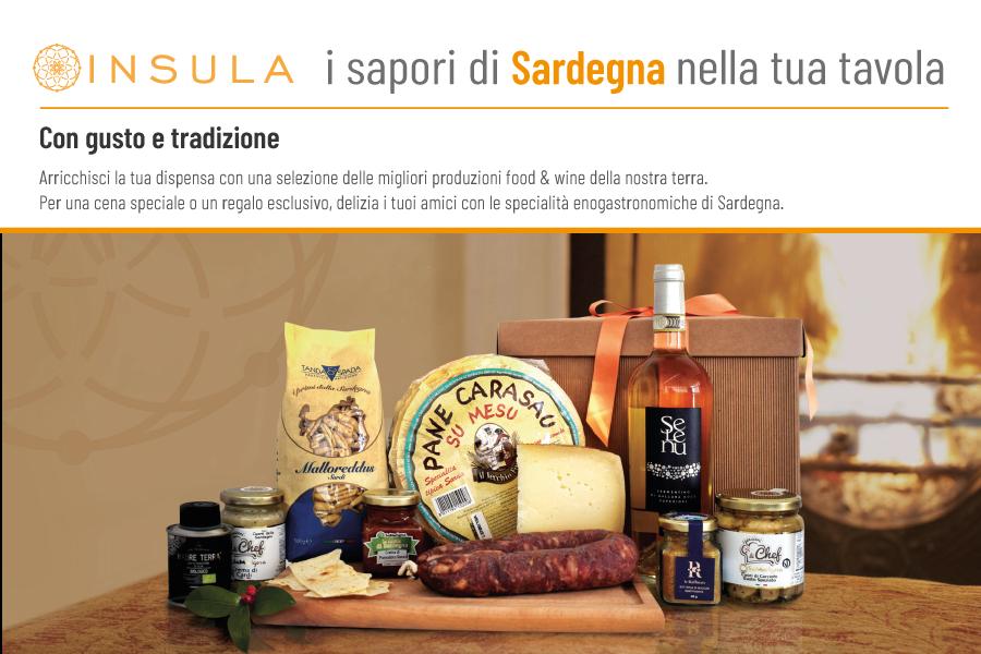 Porta la Sardegna nella tua casa