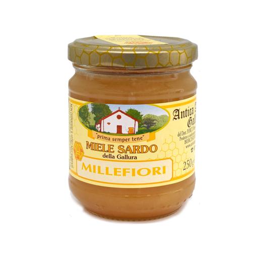 Image sur MIELE SARDO MILLEFIORI gr. 250 - ANTICA APISTICA GALLURESE