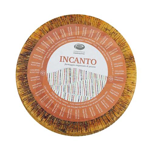 Image sur PECORINO STAGIONATO -  INCANTO kg. 5 - CASEIFICIO CORVETTO