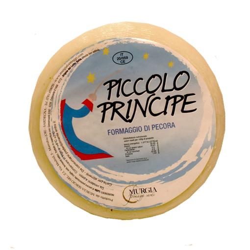Immagine di PECORINO FRESCO DOLCE- PICCOLO PRINCIPE  kg. 1,8 - MURGIA FORMAGGI