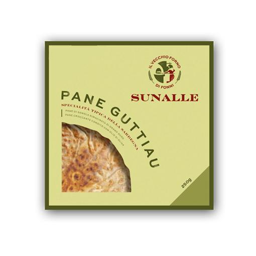 """Image sur PANE GUTTIAU - """"SUNALLE"""" gr. 250 - IL VECCHIO FORNO"""