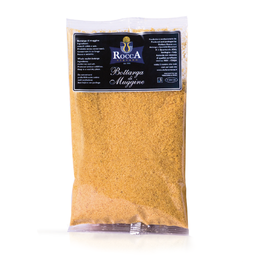 Picture of Grated mullet roe  in Vacuum pack gr. 500