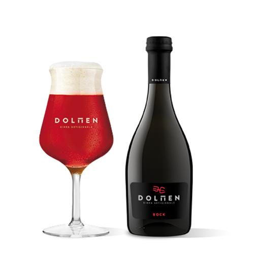 Image sur Bière Sarde Artisanal Dolmen Rouge Bock