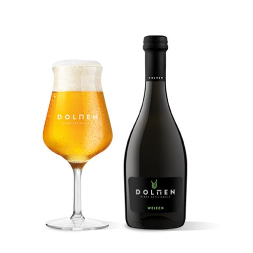 Picture of BIRRA SARDA ARTIGIANALE DOLMEN Sardinian blonde wheat beer CL. 50