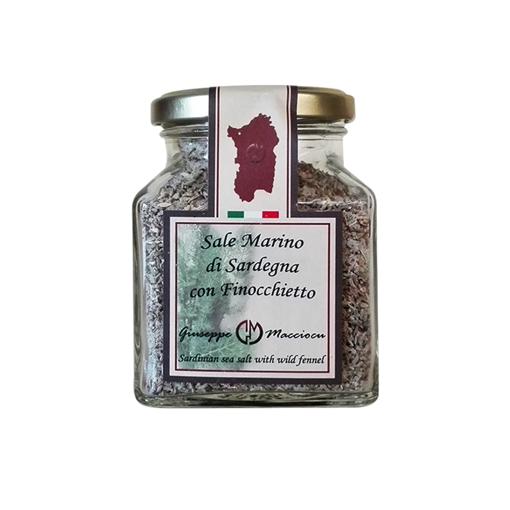 Image sur SALE MARINO DI SARDEGNA CON FINOCHIETTO gr. 210 - GIUSEPPE MACCIOCU