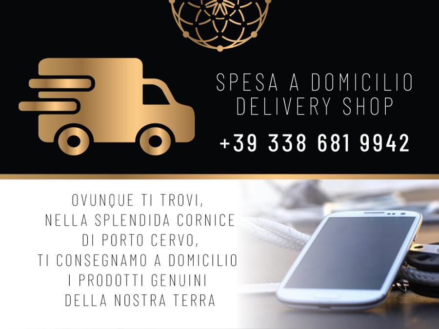Consegna a domicilio - SHOWROOM INSULA PORTO CERVO