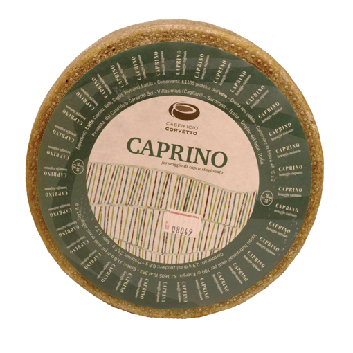 Picture of FORMAGGIO CAPRINO STAGIONATO MATURO kg. 3,5 -  CASEIFICIO CORVETTO Spesa Solidale