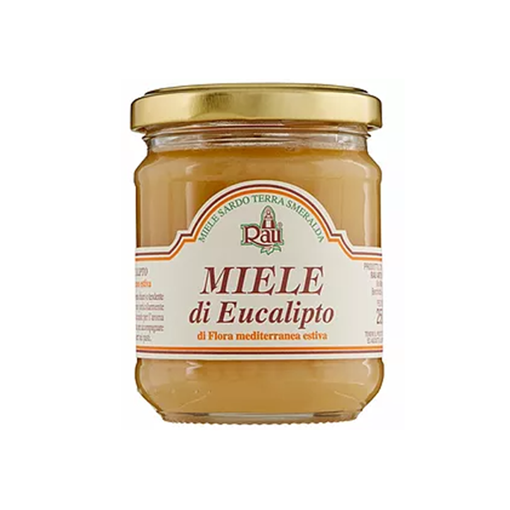 Picture of EUCALYPTUS HONEY gr. 250 - RAU SARDO&DOLCE