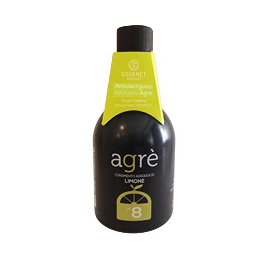 Picture of AGRE' LIMONE CONDIMENTO AGRODOLCE - bottiglia ml. 250