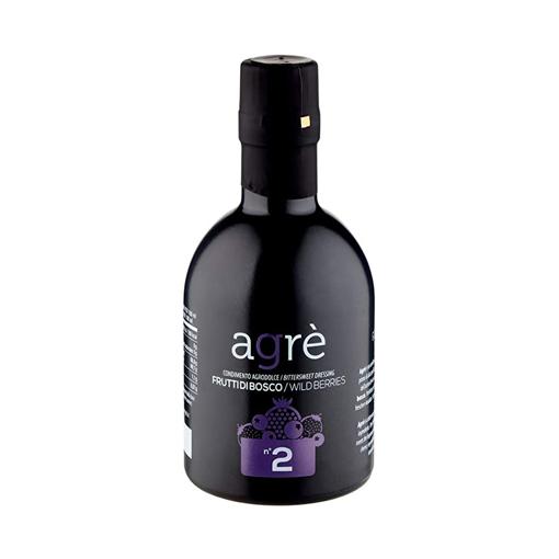 Picture of AGRE' FRUTTI DI BOSCO CONDIMENTO AGRODOLCE - bottiglia ml. 250