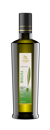 "Picture of  MONOCULTIVAR IL ""BOSANA"" - doric bottle cl. 50- ACCADEMIA OLEARIA"