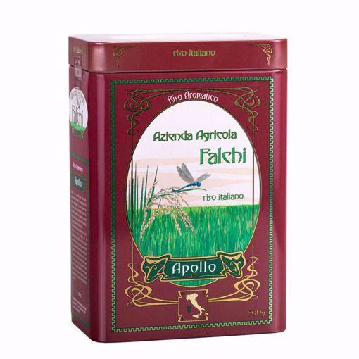 Picture of RISO APOLLO gr. 500 - latta - AZIENDA AGRICOLA FALCHI